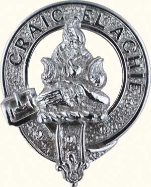 Clan Grant badge